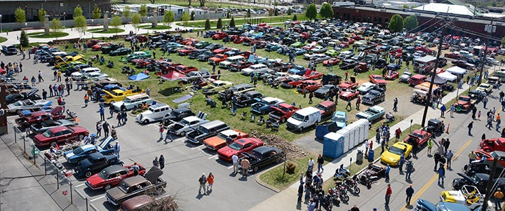Chattanooga Cruise In 2014