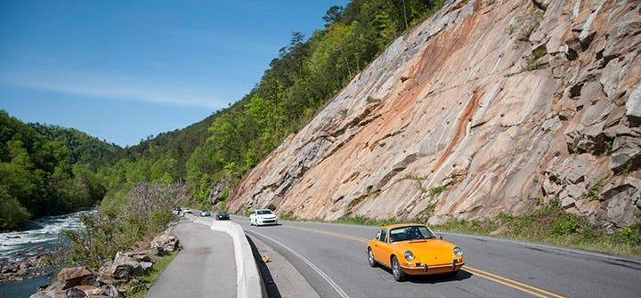 Wade Kawasaki's 1971 Porsche 911T barn find