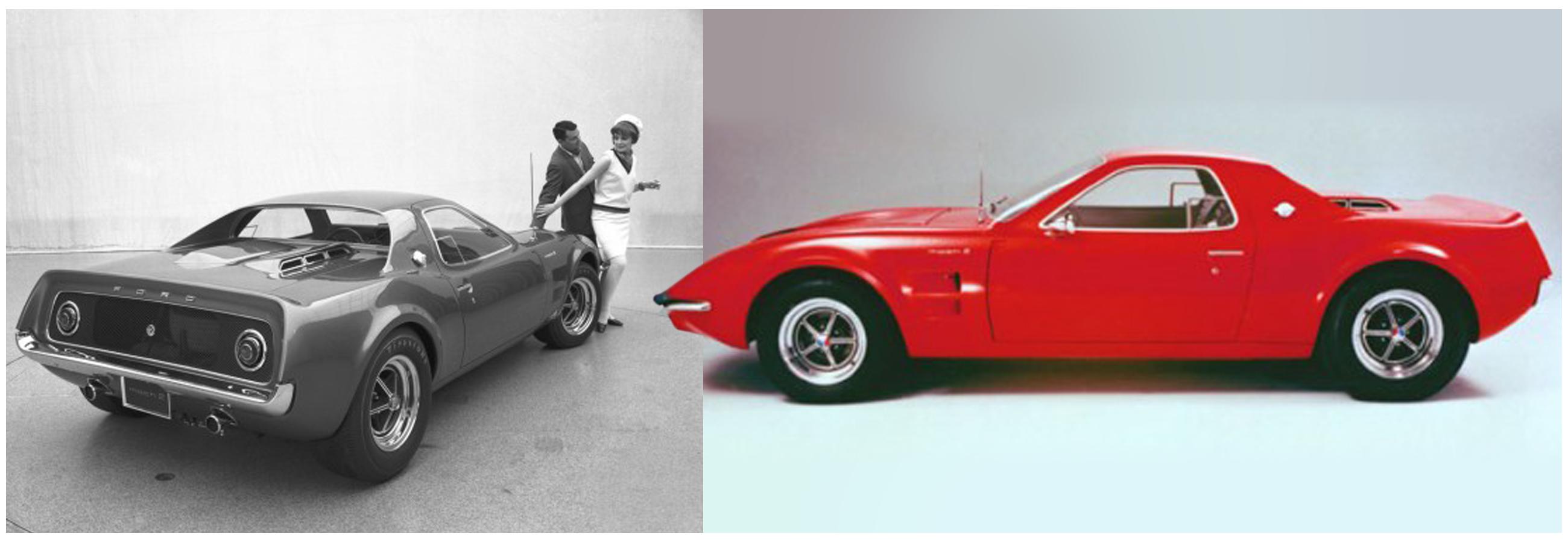 1967 Ford Mach 2 concept