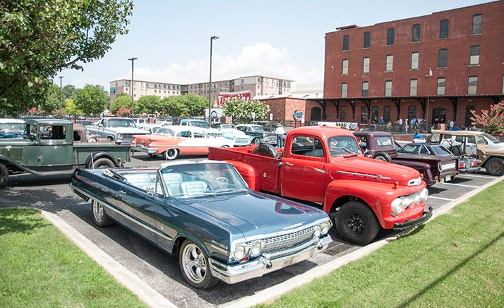 National Collector Car Appreciation Day Celebration at Coker Tire
