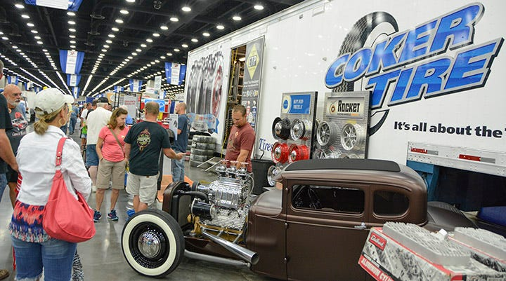 NSRA Street Rod Nationals 2015 Coverage