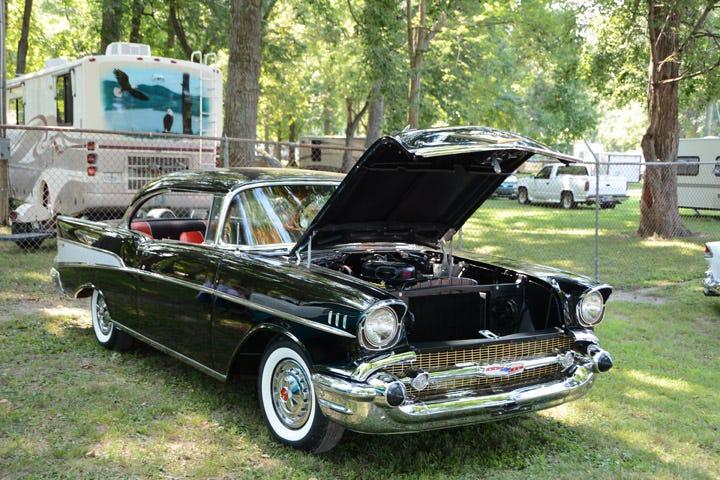 1957 Chevy Bel Air hardtop