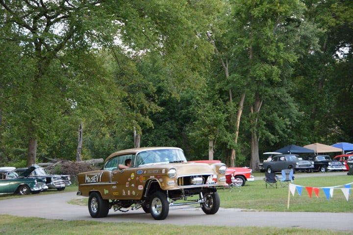 Mr. Chevy 1955 Chevy gasser