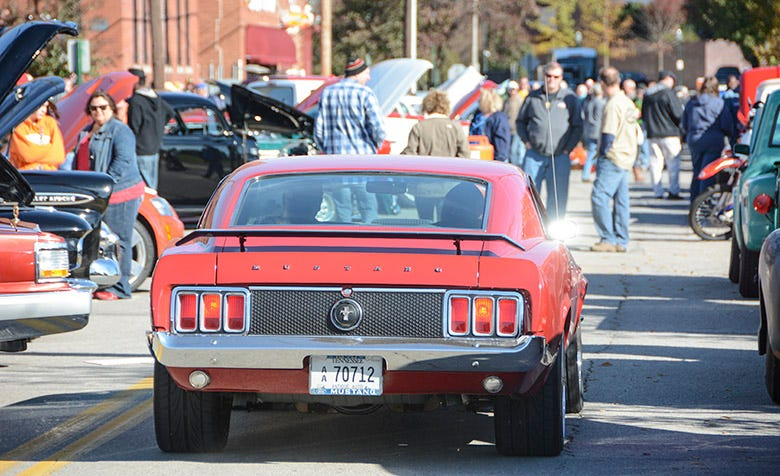 The First Annual Chattanooga Cruise In Toy Drive!
