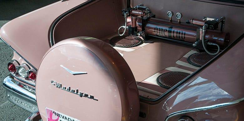 1958 Chevy Impala Lowrider