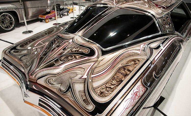 Danny Koker Counting Cars Riviera