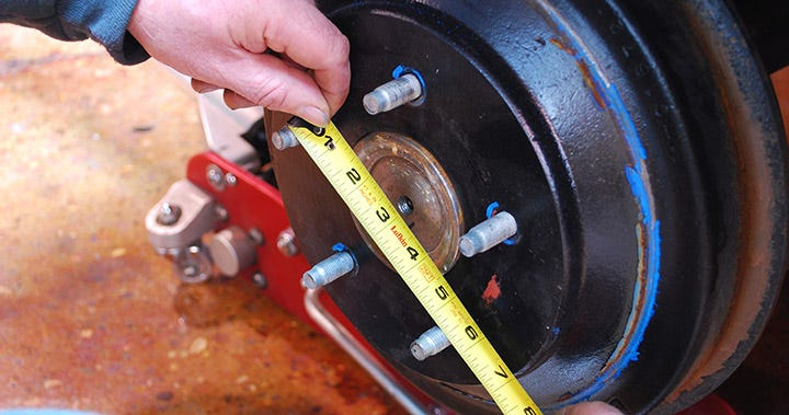 Wheel Bolt Pattern 101