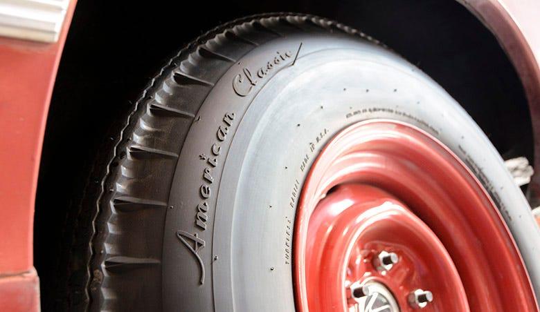 Chevelle Tires