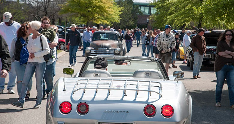 Chattanooga Cruise In 2016