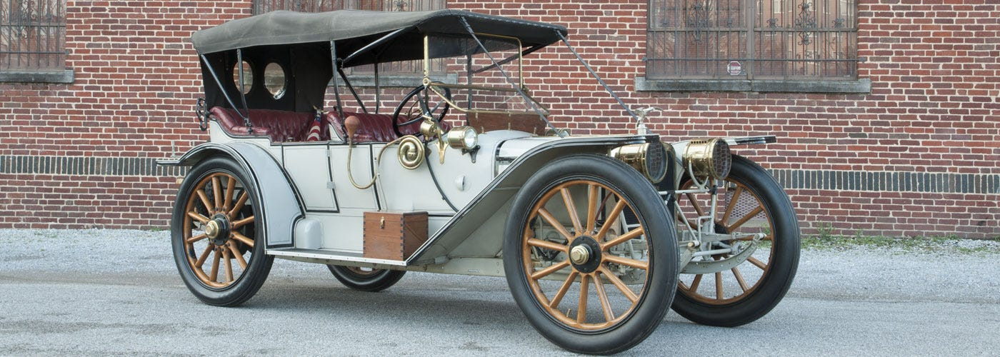 1913 American Underslung