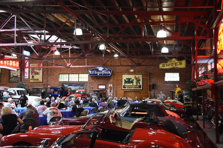 Goodguys Hall of Fame Road Tour