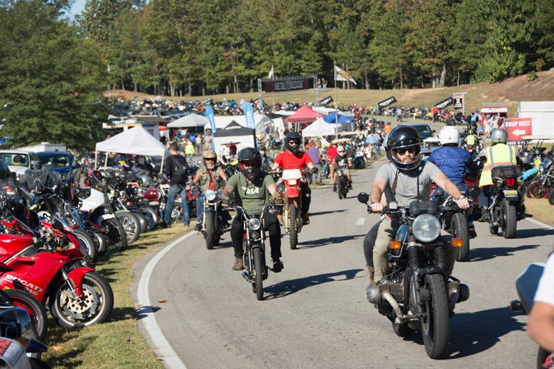 Barber Vintage Festival is a Must-See Event for Motorcycle Enthusiasts