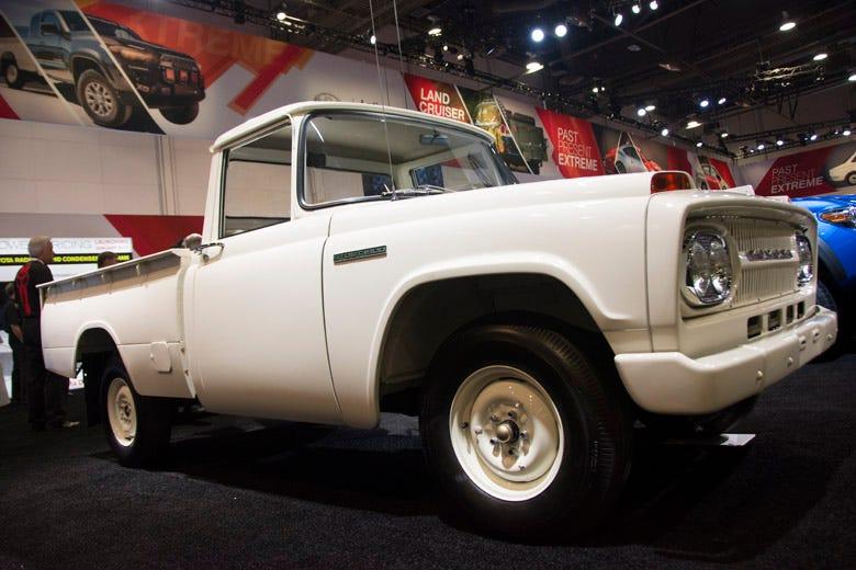 SEMA Feature Truck: 1966 Toyota Stout 1900 Pickup