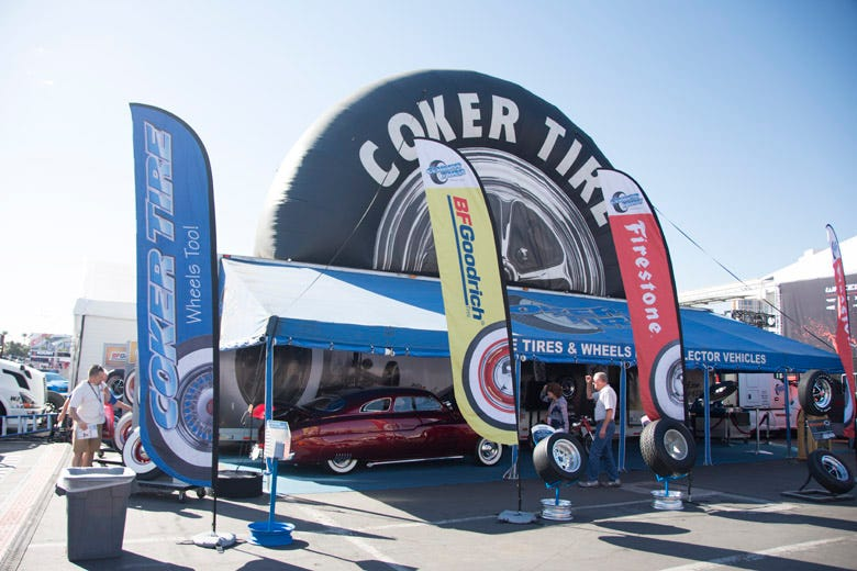 Day Three SEMA 2016 Highlights from the Coker Tire Media Team