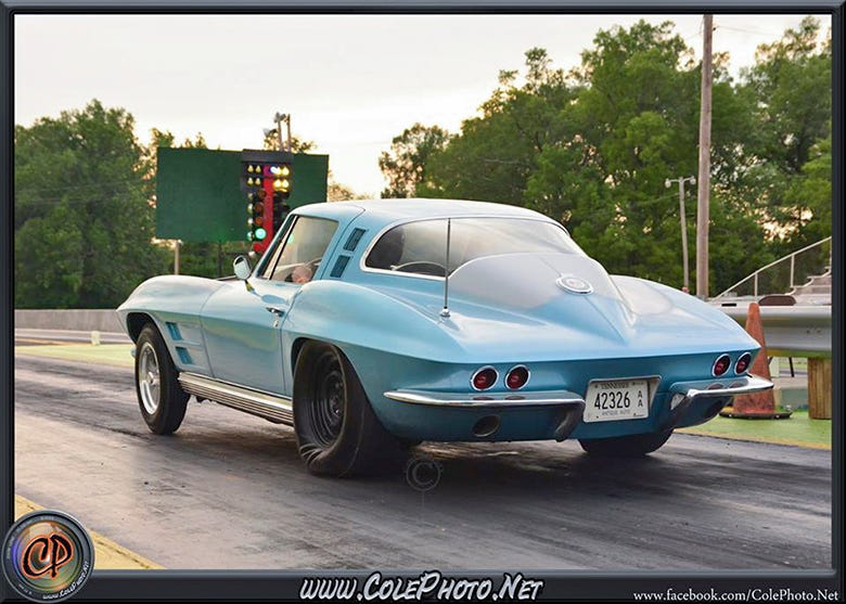 1964 Corvette happy customers