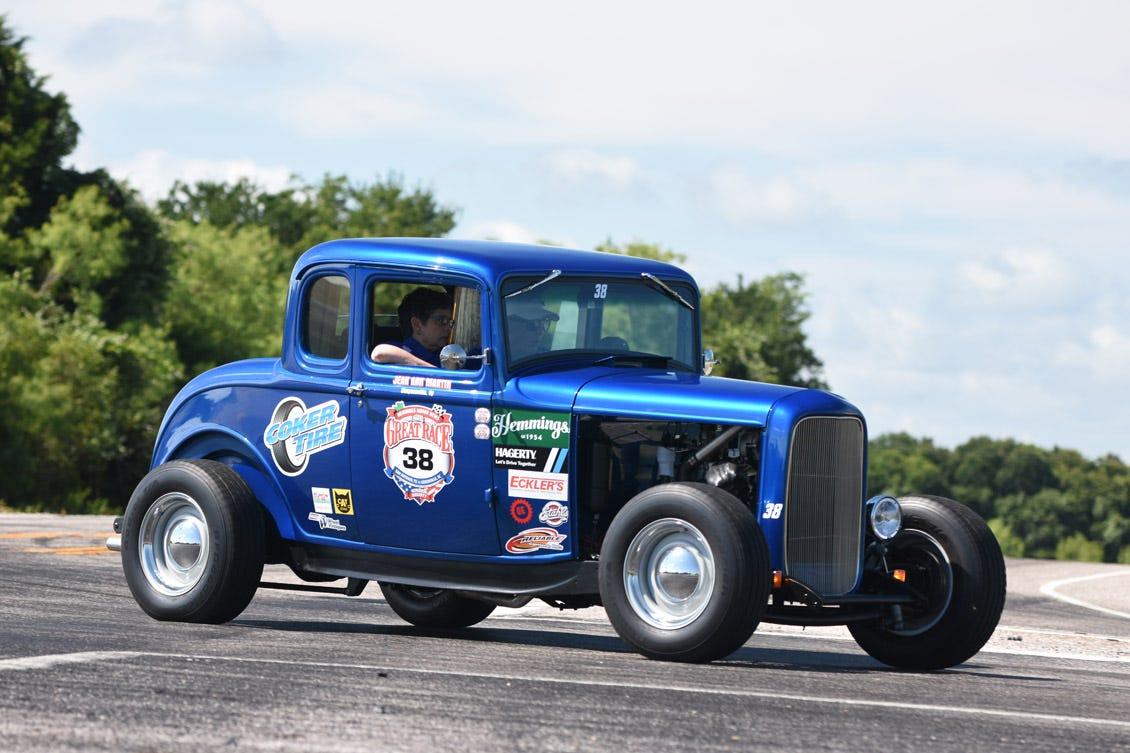 Great Race 2021 Day 2 Recap - Temple to Nocona, Texas