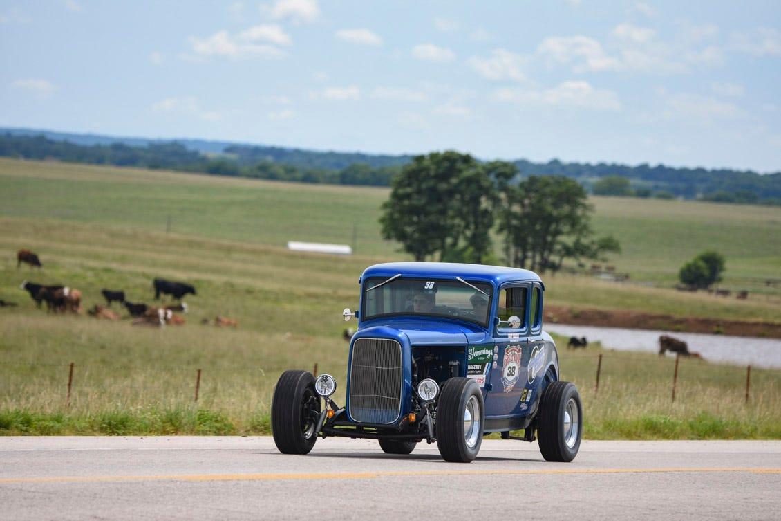 Great Race 2021 Day 3 -- Oklahoma to Joplin, Missouri