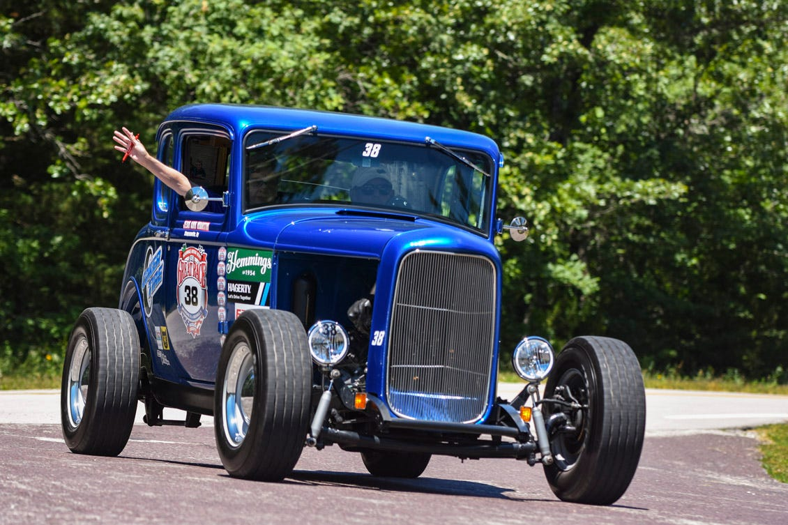 Great Race 2021 Day 4 Recap -- Joplin to Cape Girardeau, Missouri