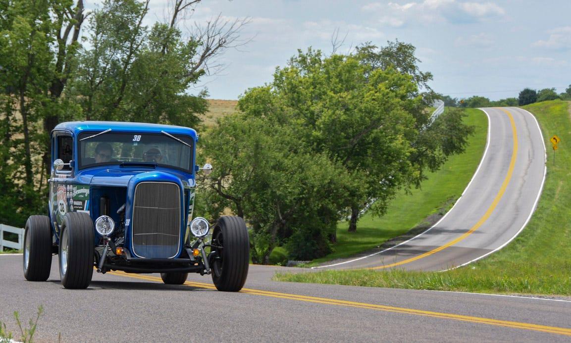 Great Race 2021 Day 6 Recap -- Owensboro to Lexington, Kentucky