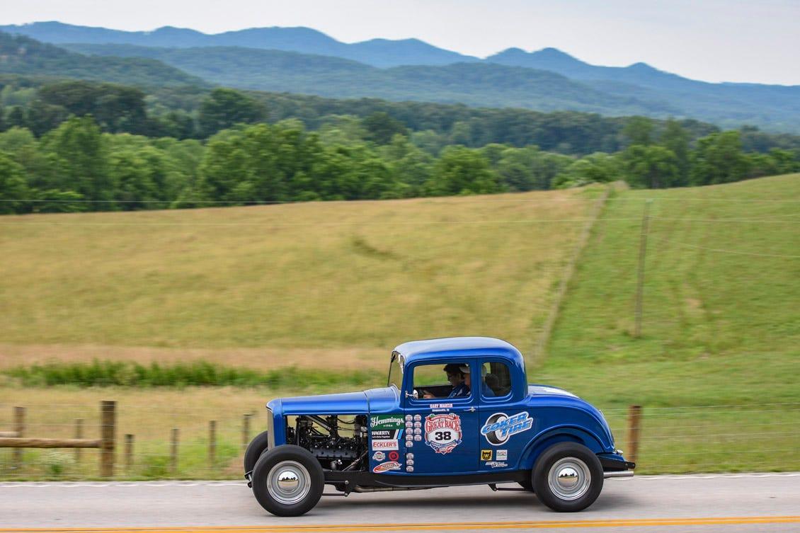Great Race 2021 Day 7 Recap: Lexington, KY to Beckley, West Virginia