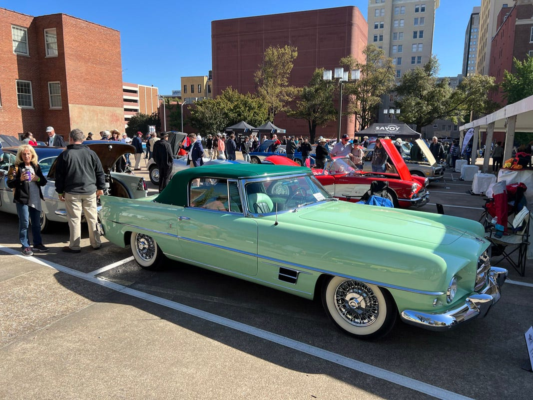 HUGE Crowds at the 2021 Chattanooga Motorcar Festival
