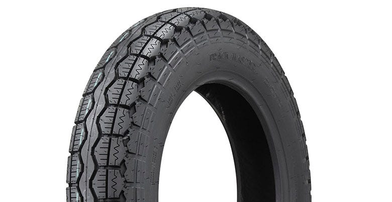 New Treadwell Track Master Motorcycle Tire