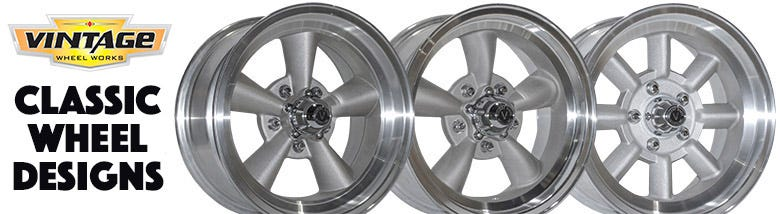 Vintage Wheel Works Product Line