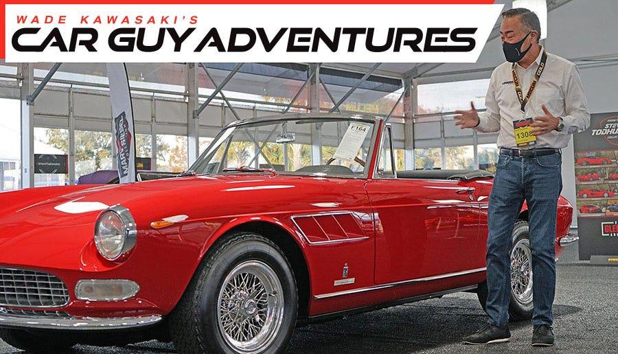 Follow Along with Wade Kawasaki's Car Guy Adventures!