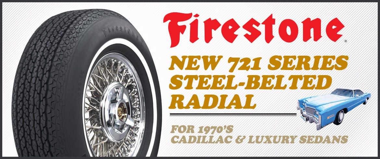 Radial for 1970s Amercian Full Size Sedans!