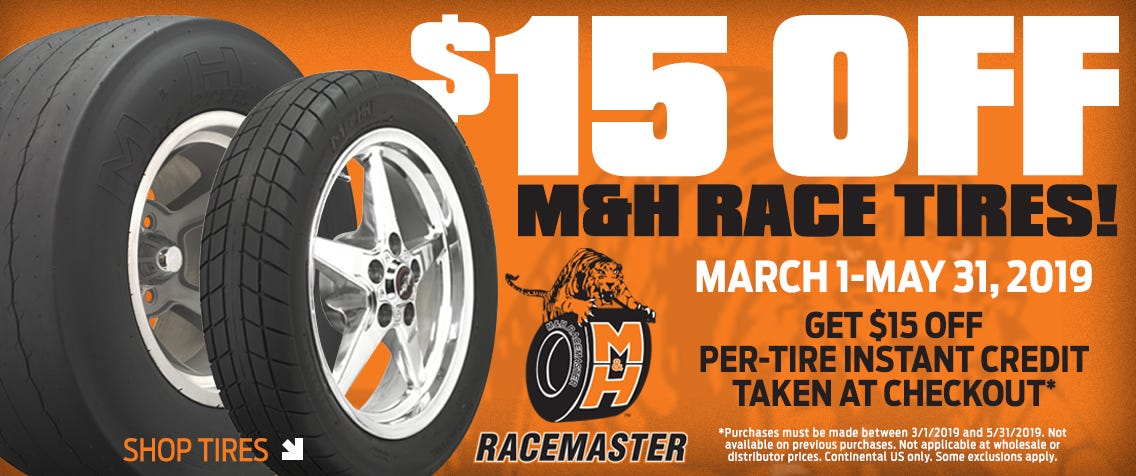 M&H Instant $15 Off