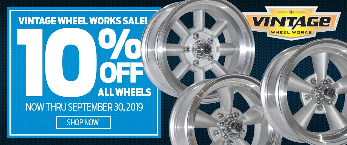 Vintage Wheel Works Sale