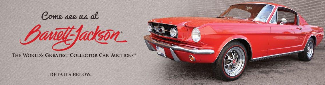 Barrett-Jackson Auction | Scottsdale
