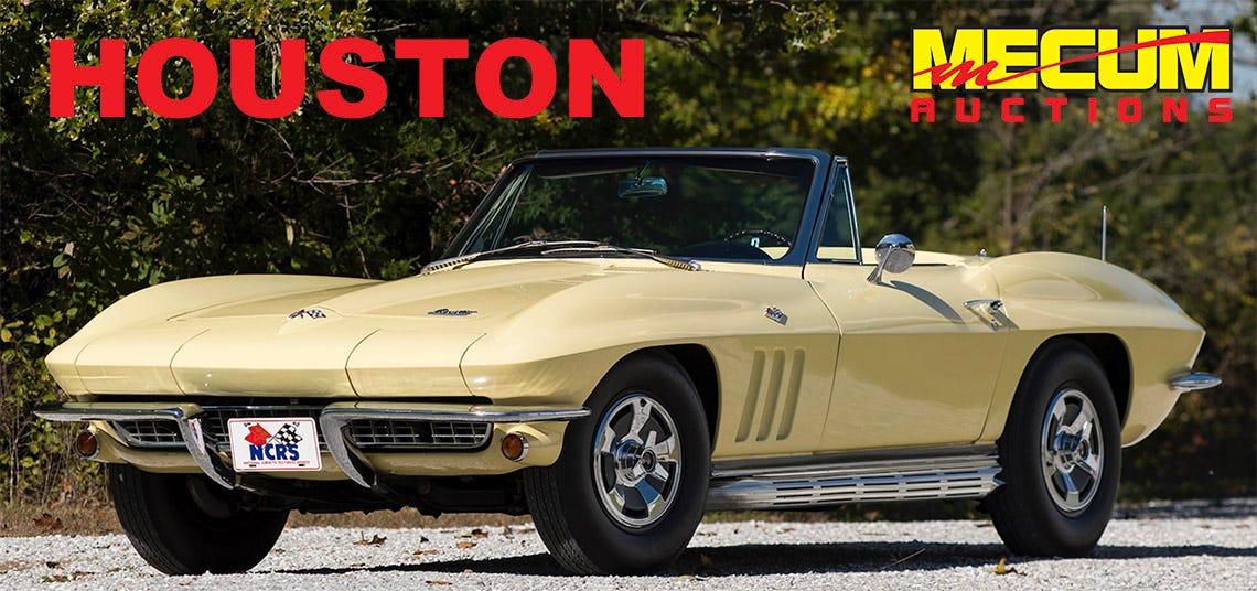 Mecum Auction | Houston