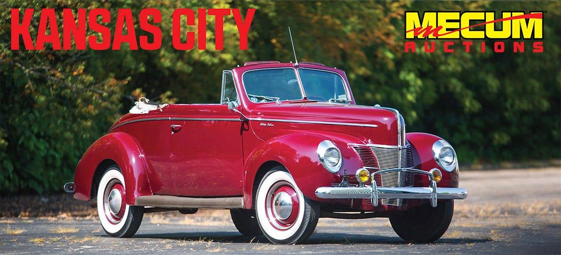 Mecum Auctions | Kansas City (December)