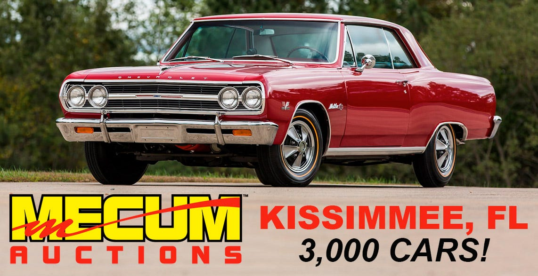 Mecum Auctions | Kissimmee