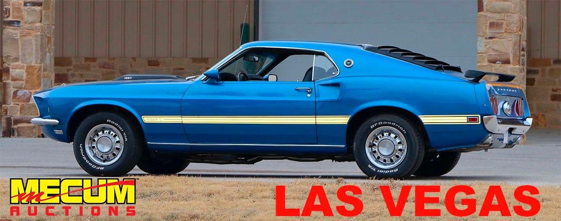 Mecum Auctions | Las Vegas