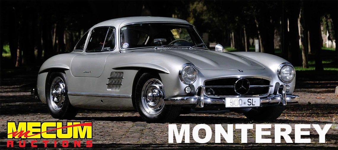 Mecum Auctions | Monterey