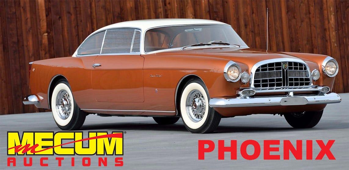 Mecum Auctions | Phoenix