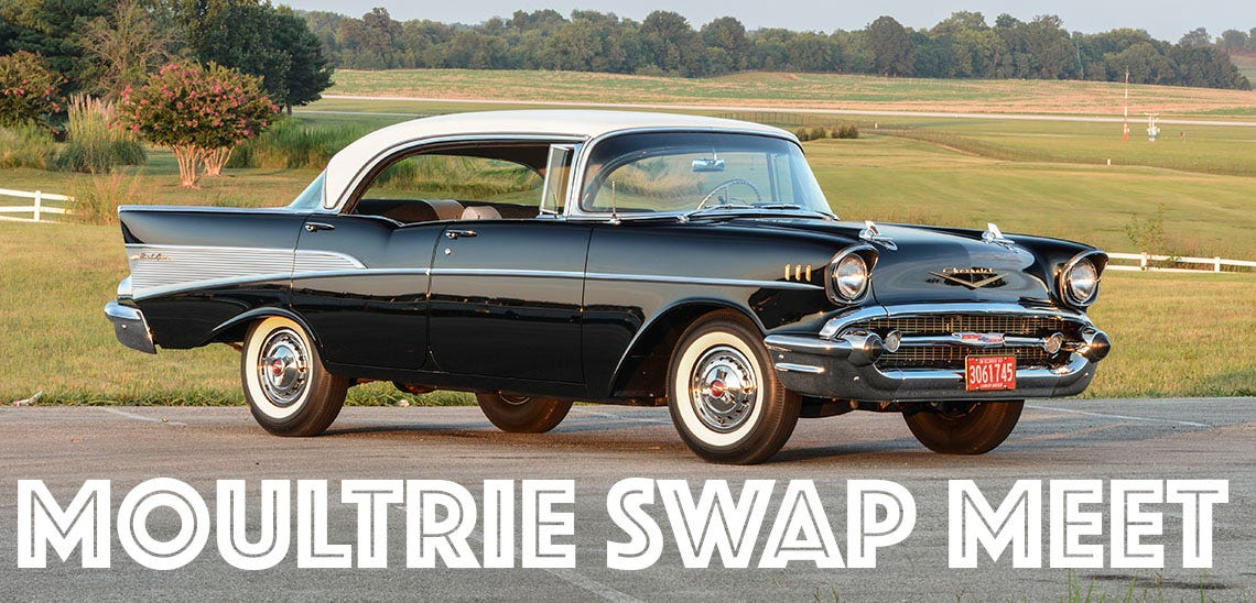 Moultrie Swap Meet | Winter