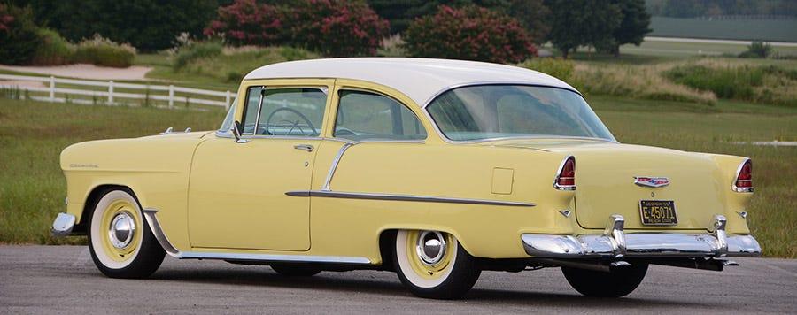 1955 Chevy 210