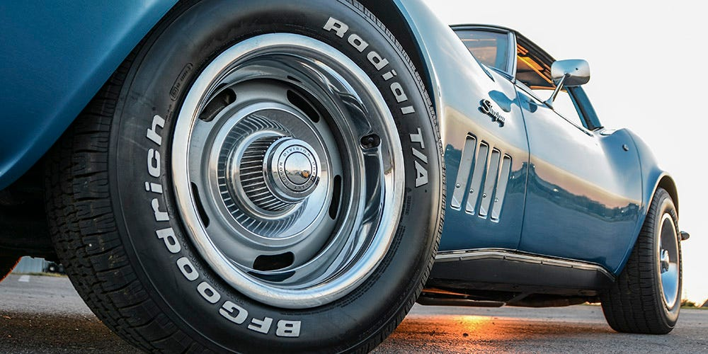 Corvette Rallye Wheels