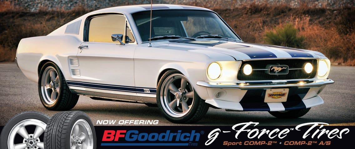 BFG g-force tires