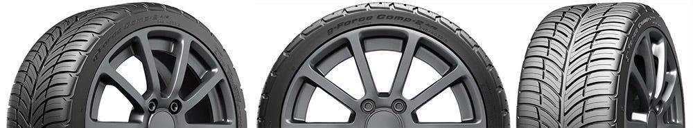 BFG G-force comp-2 tires