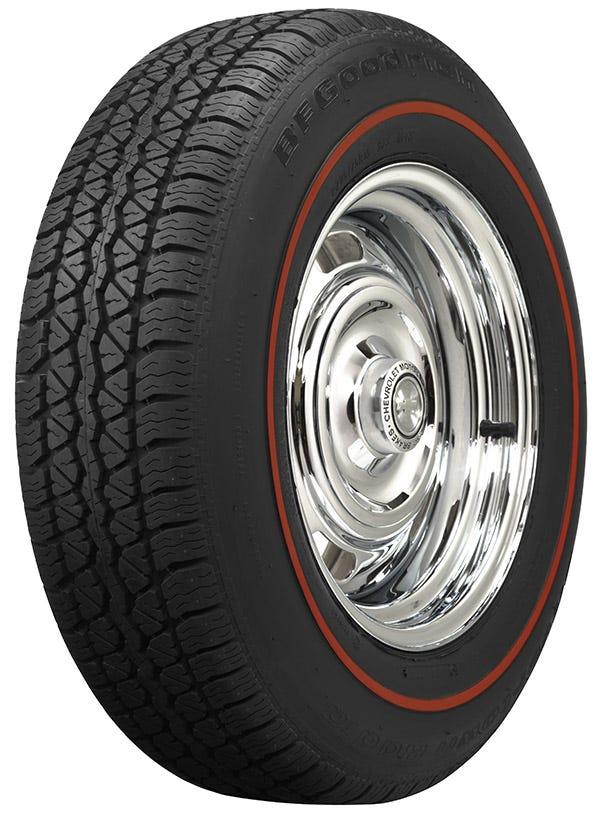 P Metric Radial Tires