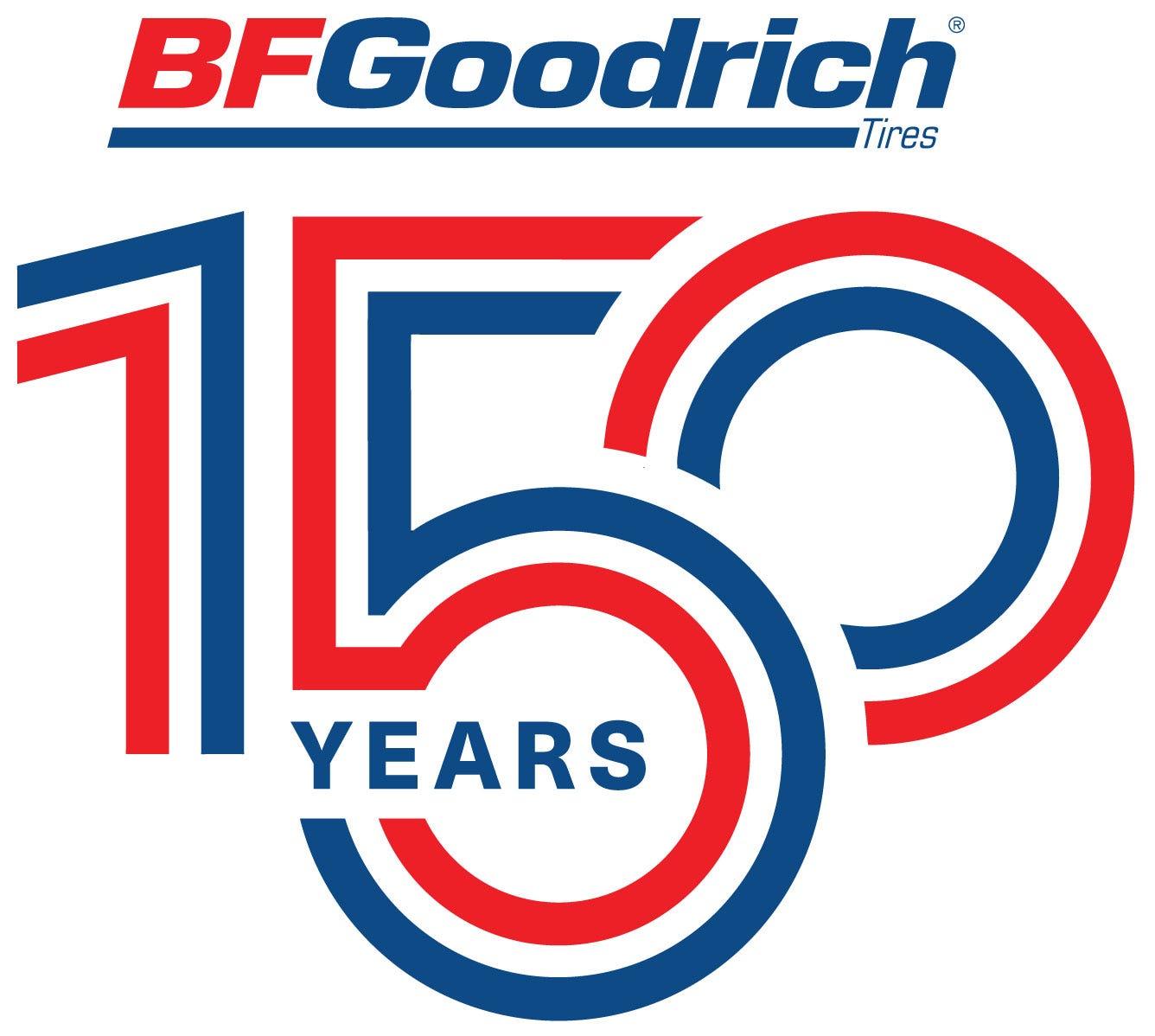 BFGoodrich® is Celebration 150 Years