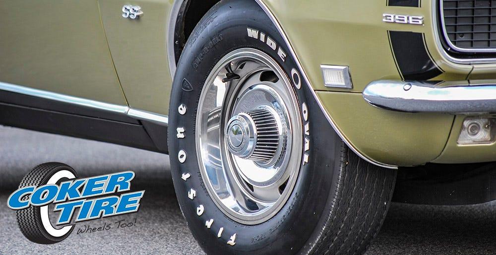 Chevrolet Rallye Wheel
