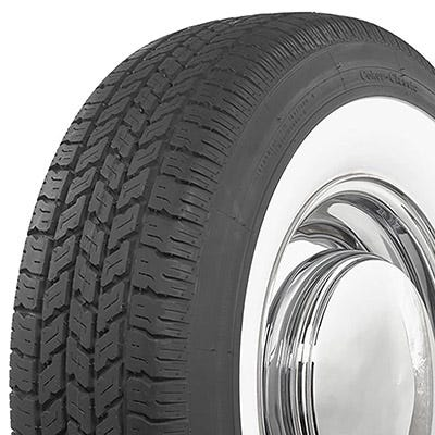 Coker Classic radial whitewall tire