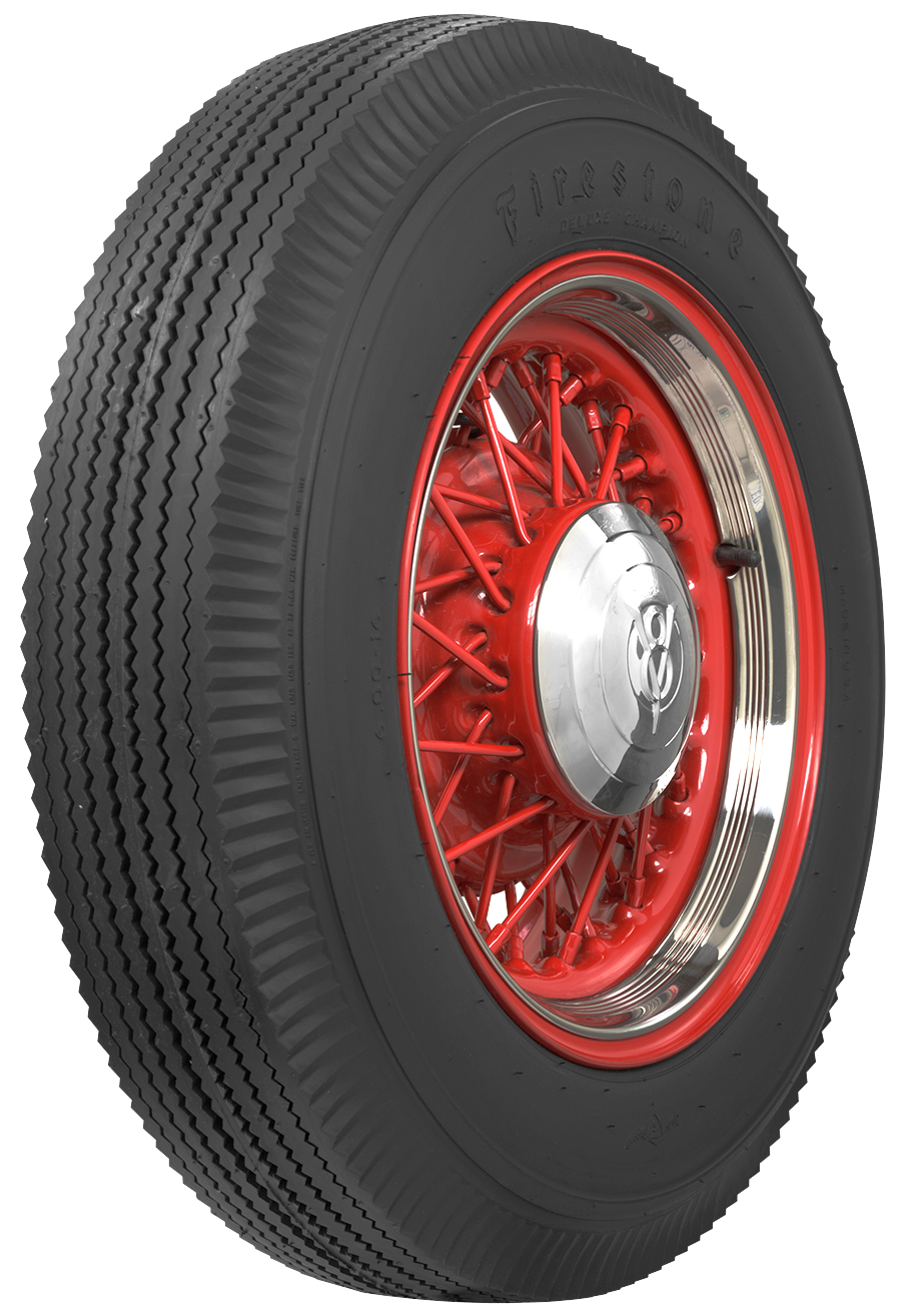 Firestone 600-16 tire