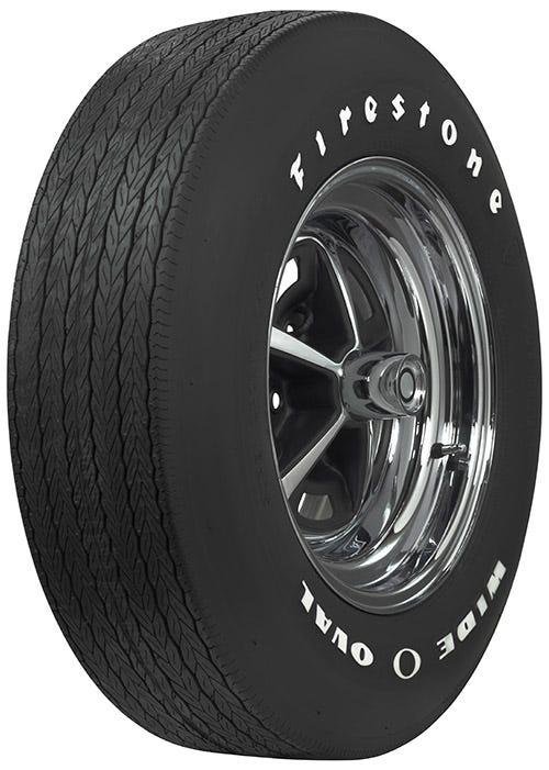 Firestone Wide Oval Tire