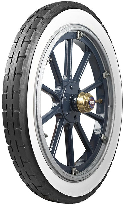 Goodrich Silvertown Cord High pressure tire